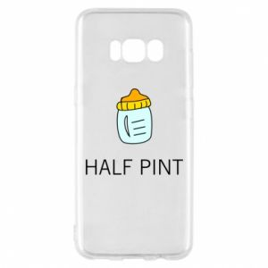 Phone case for Samsung S8 Half pint