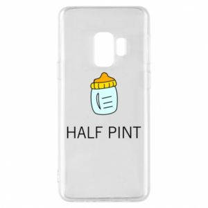 Phone case for Samsung S9 Half pint