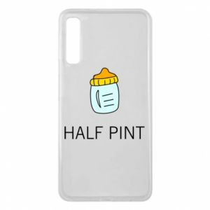 Phone case for Samsung A7 2018 Half pint