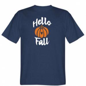 Koszulka Hallo Fall
