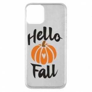 Etui na iPhone 11 Hallo Fall