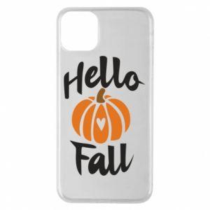 Etui na iPhone 11 Pro Max Hallo Fall