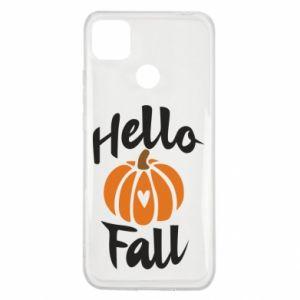 Etui na Xiaomi Redmi 9c Hallo Fall