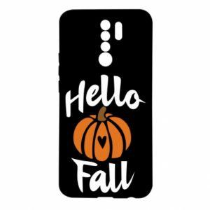 Etui na Xiaomi Redmi 9 Hallo Fall
