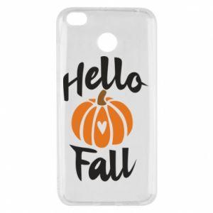 Etui na Xiaomi Redmi 4X Hallo Fall