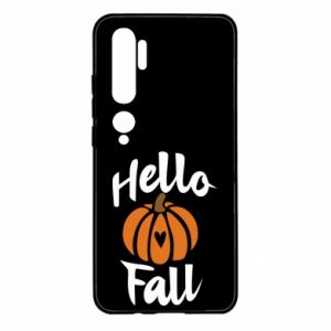 Etui na Xiaomi Mi Note 10 Hallo Fall