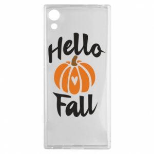Etui na Sony Xperia XA1 Hallo Fall