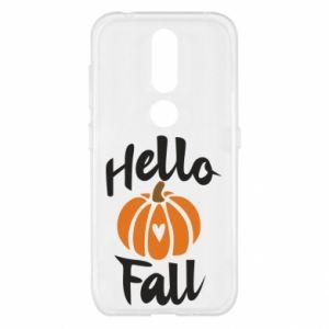 Etui na Nokia 4.2 Hallo Fall