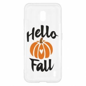 Etui na Nokia 2.2 Hallo Fall