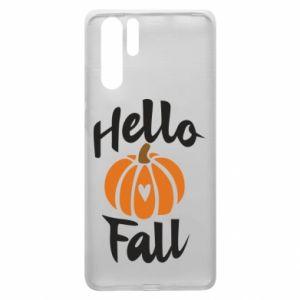 Etui na Huawei P30 Pro Hallo Fall