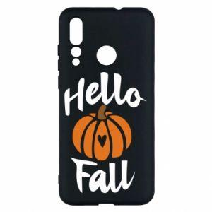 Etui na Huawei Nova 4 Hallo Fall
