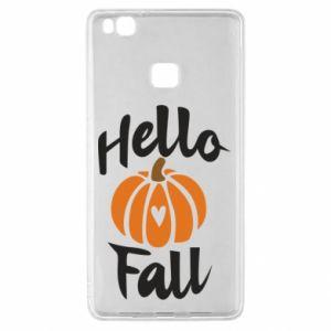 Etui na Huawei P9 Lite Hallo Fall