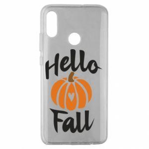 Etui na Huawei Honor 10 Lite Hallo Fall