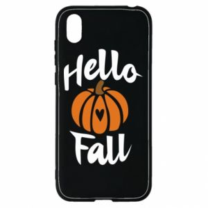 Etui na Huawei Y5 2019 Hallo Fall