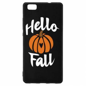 Etui na Huawei P 8 Lite Hallo Fall