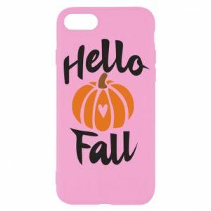 Etui na iPhone SE 2020 Hallo Fall