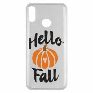 Etui na Huawei Y9 2019 Hallo Fall