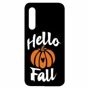 Etui na Xiaomi Mi9 Lite Hallo Fall