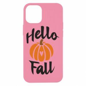 Etui na iPhone 12 Mini Hallo Fall