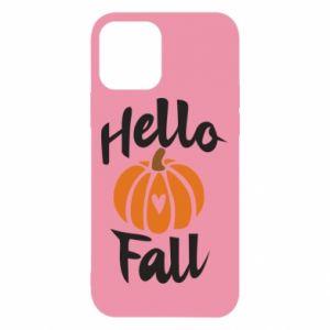 Etui na iPhone 12/12 Pro Hallo Fall
