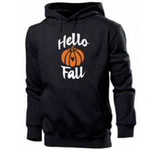 Men's hoodie Hallo Fall