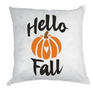 Poduszka Hallo Fall