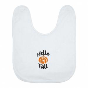 Śliniak Hallo Fall