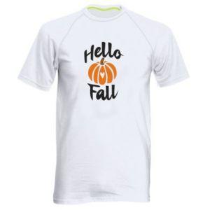 Koszulka sportowa męska Hallo Fall