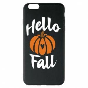 Etui na iPhone 6 Plus/6S Plus Hallo Fall