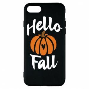 Etui na iPhone 7 Hallo Fall
