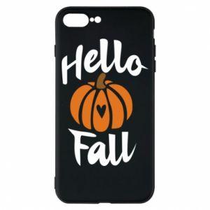 Etui do iPhone 7 Plus Hallo Fall