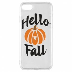 Etui na iPhone 8 Hallo Fall