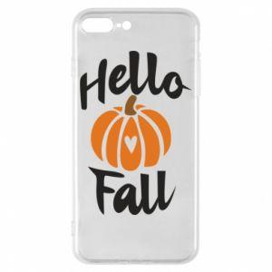 Etui na iPhone 8 Plus Hallo Fall