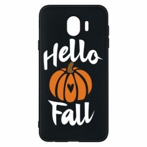 Etui na Samsung J4 Hallo Fall