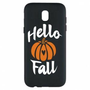 Etui na Samsung J5 2017 Hallo Fall
