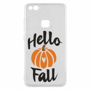 Etui na Huawei P10 Lite Hallo Fall