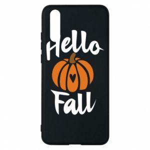 Etui na Huawei P20 Hallo Fall