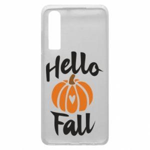 Etui na Huawei P30 Hallo Fall