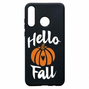 Etui na Huawei P30 Lite Hallo Fall
