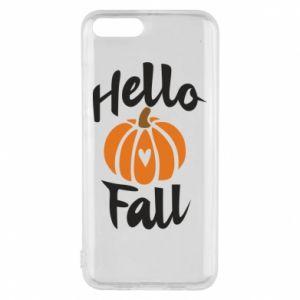 Etui na Xiaomi Mi6 Hallo Fall