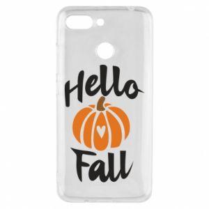 Etui na Xiaomi Redmi 6 Hallo Fall