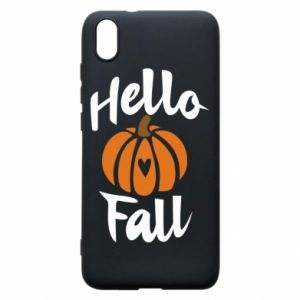 Etui na Xiaomi Redmi 7A Hallo Fall