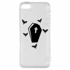 Phone case for iPhone 5/5S/SE Halloween - PrintSalon
