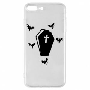 Phone case for iPhone 7 Plus Halloween - PrintSalon
