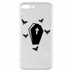Phone case for iPhone 8 Plus Halloween