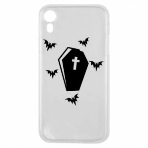 Phone case for iPhone XR Halloween - PrintSalon