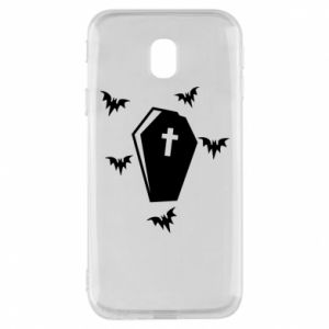 Phone case for Samsung J3 2017 Halloween - PrintSalon