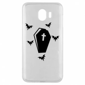 Phone case for Samsung J4 Halloween