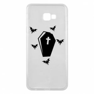 Phone case for Samsung J4 Plus 2018 Halloween - PrintSalon