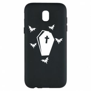 Phone case for Samsung J5 2017 Halloween - PrintSalon